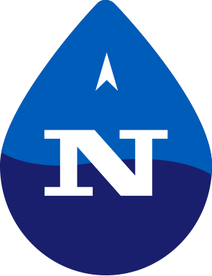 North Sails Waterlog Logo