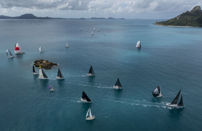 Hamilton Island Race Week thumbnail