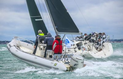 North Sails Support J/109 Irish Nationals thumbnail