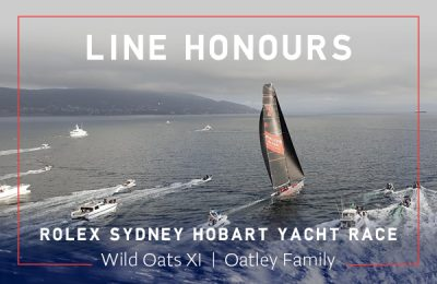 Line Honors For Wild Oats XI thumbnail
