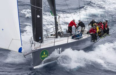 Rolex Sydney-Hobart Race Preview thumbnail