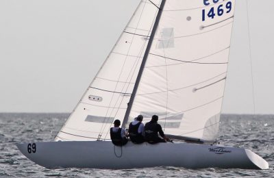 Road to the Etchells Worlds – Louis Piana Cup thumbnail