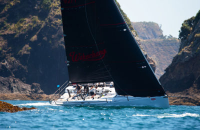 Top honours at the Bay of Islands Sailing Week thumbnail